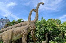 Penemuan Tulang Lengan Dinosaurus Tertinggi di Bumi ini Dibantu Kuda