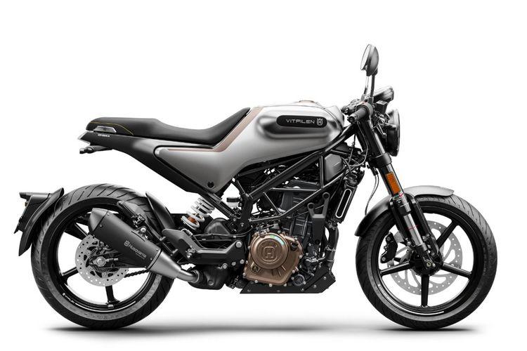 Husqvarna berencana produksi motor 200 cc