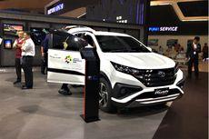 Airbag Bermasalah, Toyota Recall 60.000 Rush di Indonesia