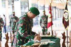 KSAD Pimpin Sertijab 7 Jabatan, dari Pangdam Jaya hingga Pangkostrad