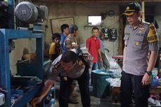 Bareskrim Polri Gerebek Pabrik Mie Formalin di Cianjur