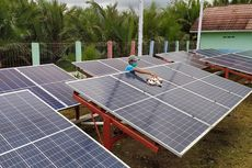 Pembangkit Listrik Tenaga Hybrid, Penerang Masa Depan Anak-anak di Pulau Terpencil Cilacap