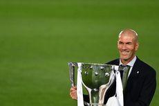 Profil Zinedine Zidane, Bercinta dengan Real Madrid sebagai Pemain dan Pelatih