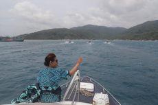 Menteri Susi: Jaga Pulo Dua,  Jangan Sampai Jatuh ke Asing