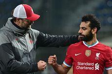 Man United Vs Liverpool, Klopp: Tim Jeblok Bukan Salah Mo Salah