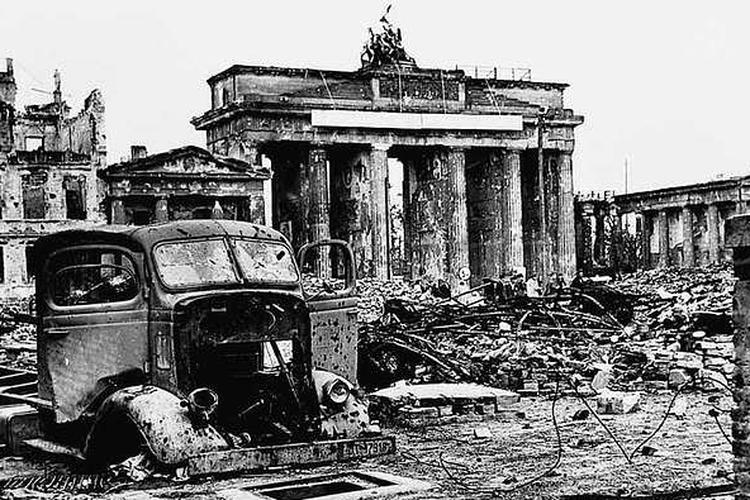 Ilustrasi dampak Perang Dunia I