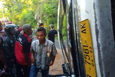 Polisi Sebut Faktor Sopir Sebabkan Bus Parisiwata Terguling di Yogyakarta