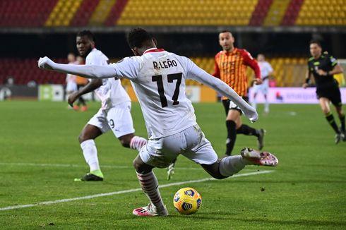 AC Milan Vs Napoli - Ibrahimovic Absen, Rossoneri Andalkan Striker Tumpul