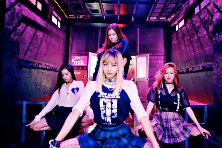 Girlband asuhan YG Entertainment, BLACKPINK.