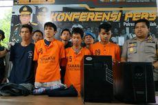 Polisi Tangkap Pembobol ATM yang Beraksi di 10 Kabupaten di Jawa Timur
