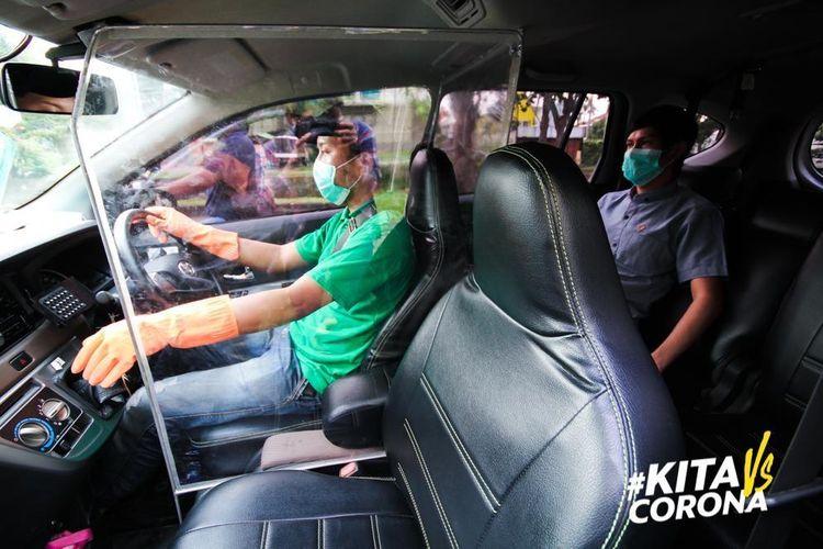 Lawan Covid-19, Grab Siagakan Lini Transportasi Khusus