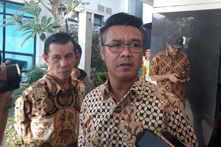 Kepala Bagian Hubungan Masyarakat Pemerintah Kota Surabaya Muhammad Fikser