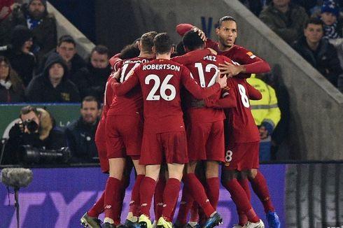 Jadwal Siaran Langsung Piala FA, Liverpool Vs Everton Pukul 23.01 WIB