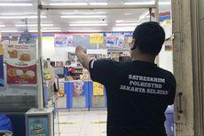 Polisi Selidiki Pemecahan Kaca Minimarket di Dekat MRT Blok A