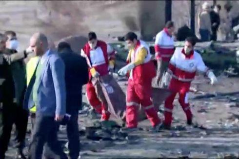 82 Korban Tewas Pesawat Ukraina Boeing 737 adalah Warga Iran