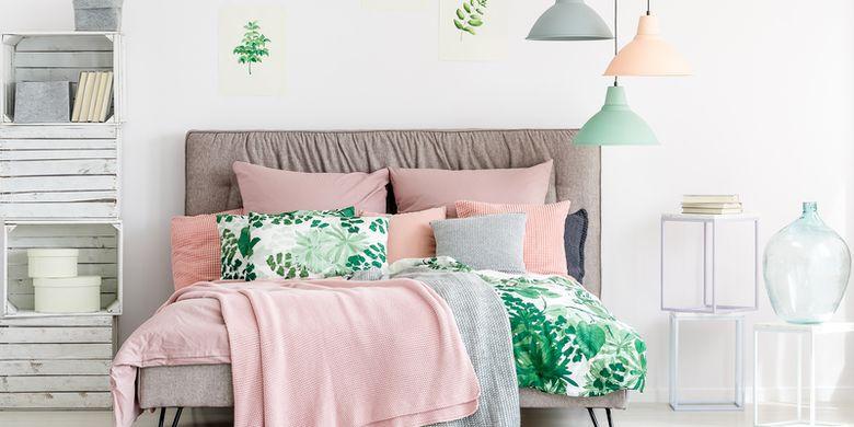 7 Hal Sederhana yang Bisa Mempercantik Kamar Tidur
