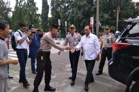 Hari Kedua Lebaran, Menhub Pantau Fasilitas di Terminal Kampung Rambutan