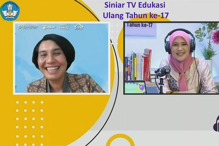 Siniar TV Edukasi menyambut ulang tahun ke-17 (12/10/2021)