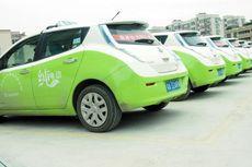 Promosi Gratis Mobil Listrik Nissan di China