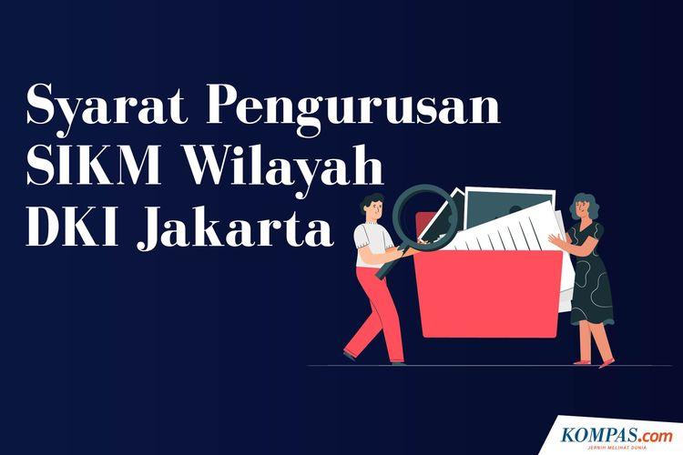 Syarat Pengurusan SIKM Wilayah DKI Jakarta