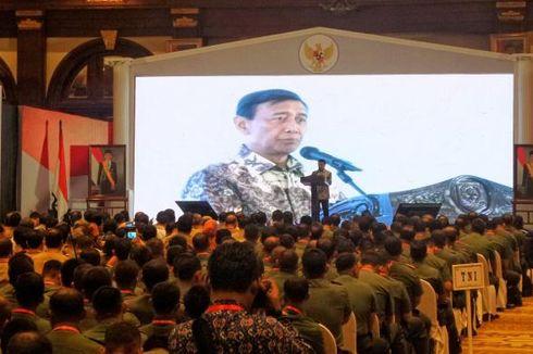 Wiranto: Tertibkan Ormas yang Mengganggu Pilkada