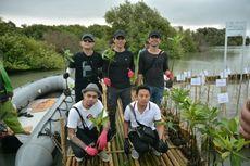 Dulu Tebang, Kini WOLFTANK Ikut Tanam Mangrove
