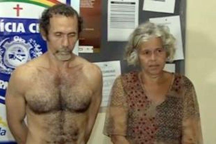 Jorge Beltrano (53) dan  istrinya Isabel Cristina Peres (53) terbukti di pengadilan bahwa mereka telah melakukan pembunuhan dan memangsa jasad korbannya.