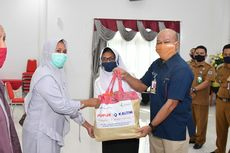 Bersama Pupuk Kaltim, Fakhri Husaini Salurkan Bantuan untuk Warga Bontang