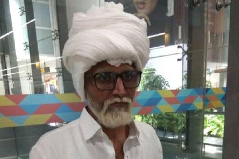Pria India Ini Nekat Menyamar Jadi Kakek 80 Tahun untuk Naik Pesawat ke AS