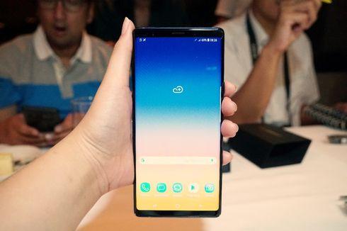 Samsung Galaxy Note 9 Resmi Dijual di Indonesia