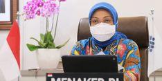 Targetkan 8,7 Juta Penerima BSU, Menaker Ida Minta Pekerja Penuhi Persyaratan
