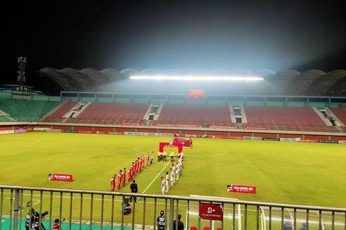 Final Piala Menpora 2021 Diawali dengan Mengheningkan Cipta