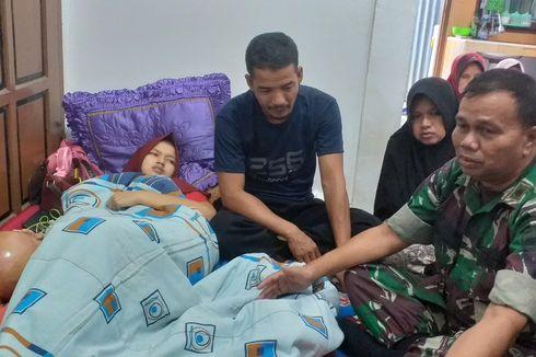 TNI Biayai Pengobatan Pemain Voli SMA yang Idap Tumor Ganas ke Jakarta, Keluarga Tolak Amputasi