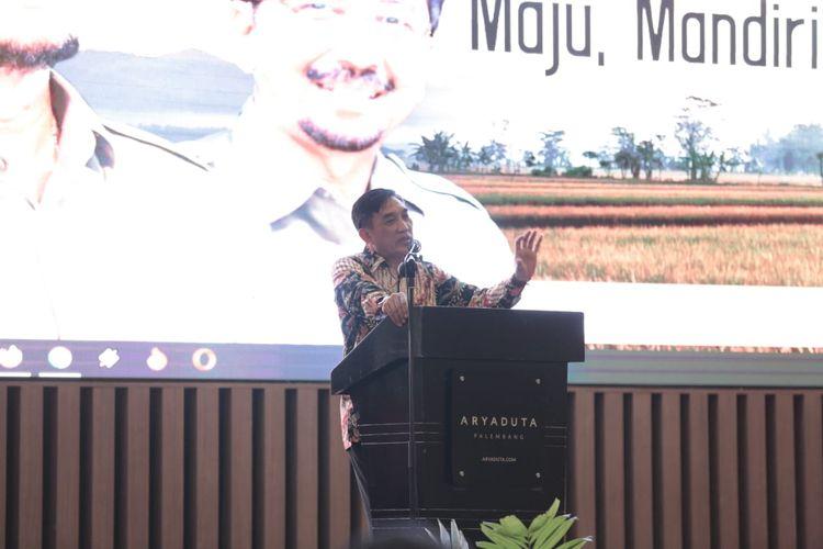 apat Teknis (Ratek) Pengelolaan Anggaran Ditjen PSPS Tahun 2020, di Hotel Aryaduta Palembang, Rabu (12/2/2020) hingga Jumat (14/2/2020).