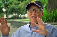 Bill Gates Kucurkan Dana ke Bio Farma untuk Bikin Vaksin Polio