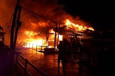 5 Fakta Kebakaran di Asmat Papua, Hanguskan Ratusan Rumah dan Kios hingga 897 Warga Mengungsi