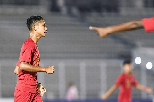 Tampil Apik, Ini Komentar Pencetak Lima Gol Timnas U-16