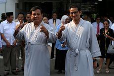 Kenapa Prabowo-Sandi Tak Berangkat Bareng ke RSPAD?