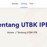 Peserta UTBK IPB Wajib Negatif Swab Antigen