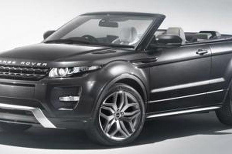 Range Rover Evoque Cabriolet akhirnya menemui titik terang soal produksi setelah vakum 2 tahun.