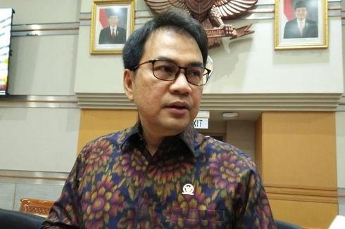 Disebut sebagai Kandidat Pimpinan DPR, Ini Respons Aziz Syamsudin