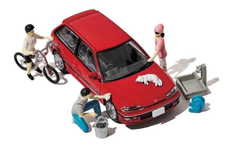 Tomica Honda Civic