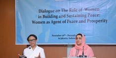 RI dan Afganistan Bahas Pemberdayaan Perempuan untuk Perdamaian