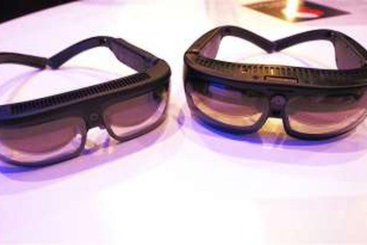 R-8 dan R-9, kacamata pintar pertama yang pakai Snapdragon 835