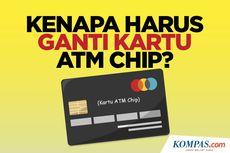 Segera Tukar, Ini Jadwal Pemblokiran Kartu ATM BNI, BCA, dan BRI