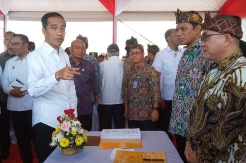 Kontrak Massal 1.300 Proyek Infrastruktur Resmi Diteken
