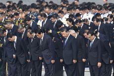 Jelang Peringatan 70 Tahun Pemerintahan Komunis, Presiden China Beri Penghormatan di Makam Mao Zedong