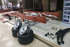 Industri Komponen Lokal Dukung Otomotif Nasional