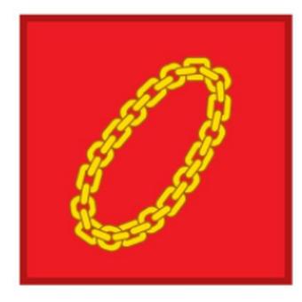 Rantai Emas, Simbol Sila ke-2 Pancasila