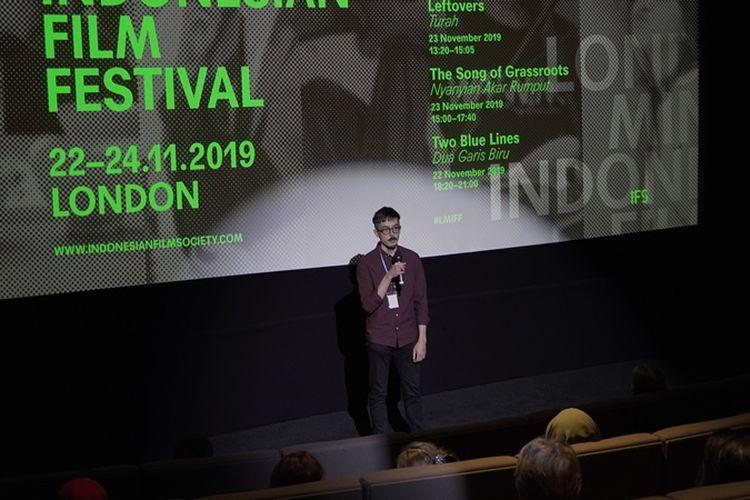 London Mini Indonesian Film Festival digelar pada 22-24 November 2019.